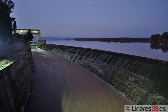 Adjudicadas en 237.147 euros las obras de acondicionamiento de los caminos de acceso a la presa del Guadalén