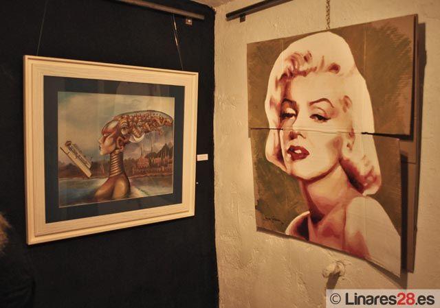 Inaugurada la exposición de invierno de La Casa Pintada