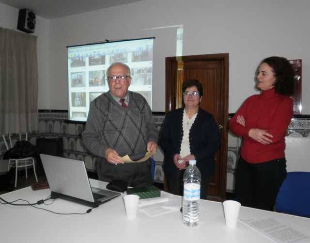 Conferencia sobre los Marqueses de Linares