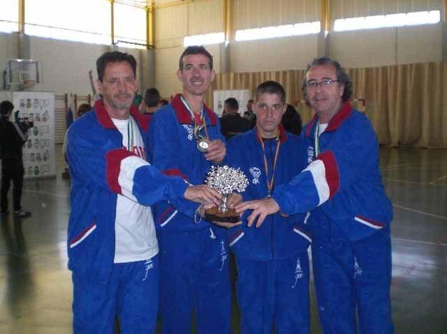 C.D.C. Disminusport se proclama Campeón de España por Clubes por segundo año consecutivo