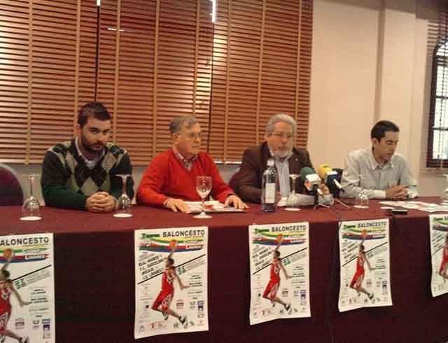 Cartel de lujo para el II Trofeo Día de Andalucía – Ciudad de Linares de Baloncesto que organiza C.B. Linares