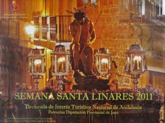 Presentado el cartel oficial de la Semana Santa de Linares 2011