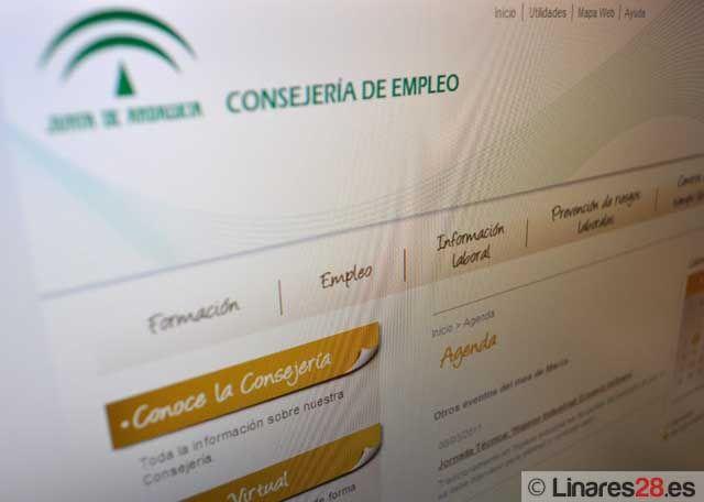 La Junta invierte 1,19 millones en Linares en formar a 48 personas desempleadas en 1 taller de empleo y 1 escuela taller