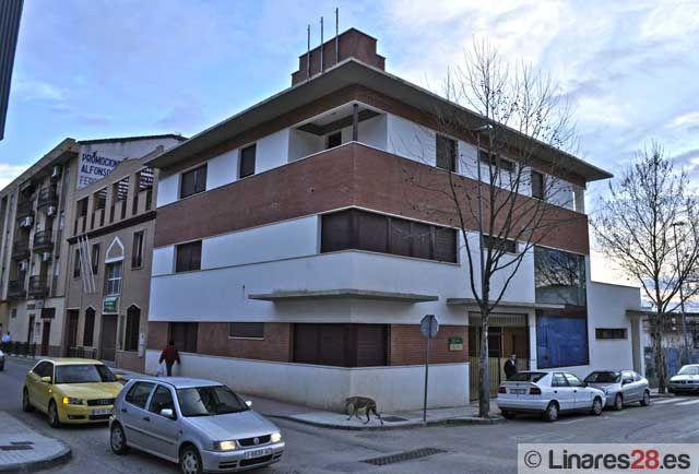 Nuevo Centro de Acogida de Corta Estancia de Linares.