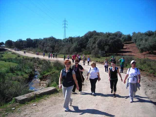 La Asociación Vía Verde Linares-Baeza – Utiel inicia el programa de actividades 2011