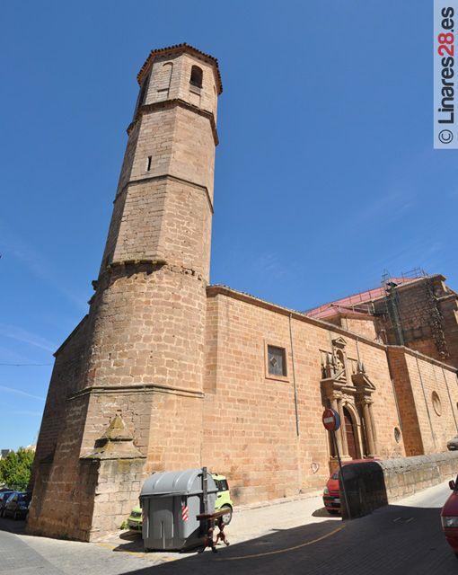 Misa desde la Parroquia de Santa María de Linares