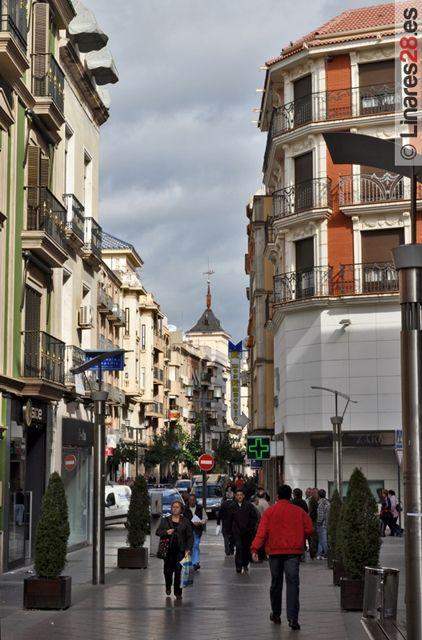 IU considera alarmante la subida del paro en Linares