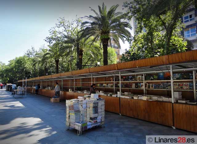 La Feria del Libro de Linares calienta motores