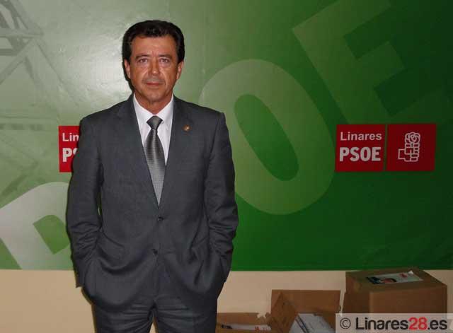 Entrevista a Juan Fernández, candidato a la alcaldía de Linares por el PSOE