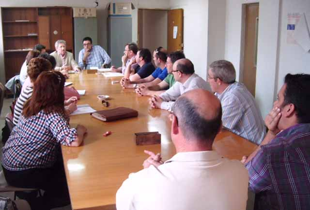 El PP se reúne con UGT para trasladar su Programa Electoral