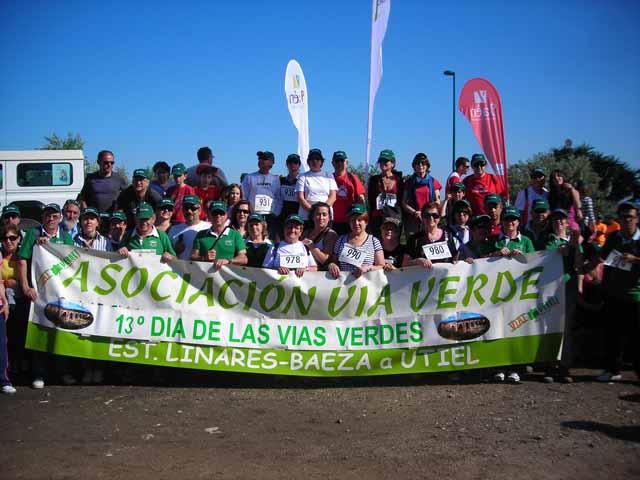 Celebración del 13º Día de las Vías Verdes