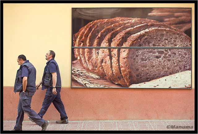 Ganarse el pan