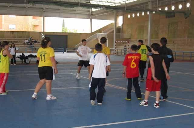 Disputados los II Juegos Cooperativos de Linares
