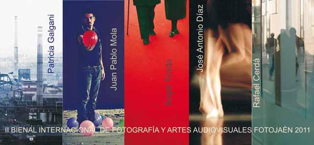II Bienal de fotografía y artes audiovisuales Fotojaén 2011