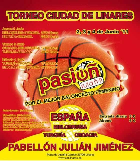 Torneo internacional de baloncesto femenino Ciudad de Linares