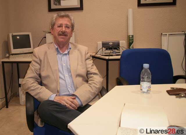Entrevista a Antonio Martínez, candidato del Partido Popular a la alcaldía de Linares