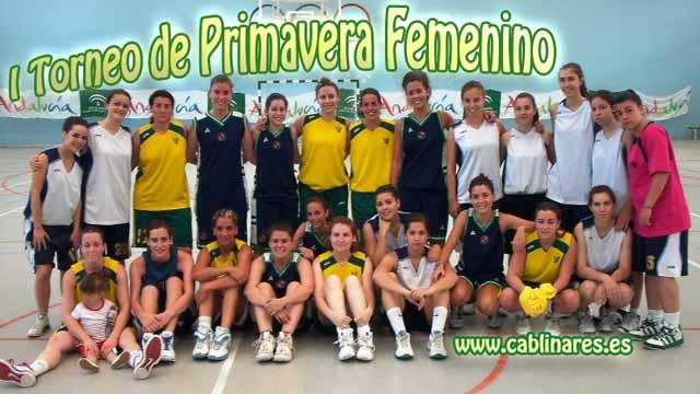 Universidad de Jaén campeón del Torneo de Primavera de baloncesto femenino