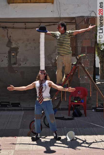 PaColmo Teatro entusiasma en la barriada Girón