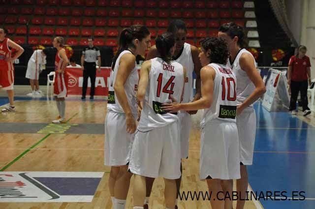 1ª Jornada del Torneo Internacional de Baloncesto femenino Ciudad de Linares