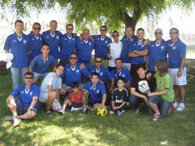 """V Torneo de Veteranos de Fútbol 7, """"Memorial José Luís Barrera"""""""