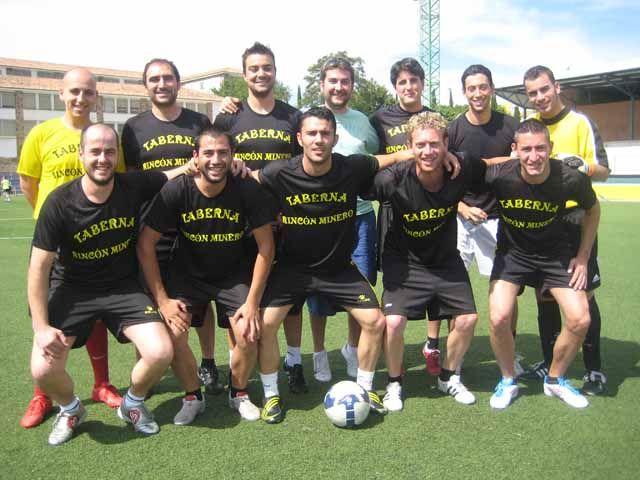 I Maratón Solidario de Fútbol 7 de Linares