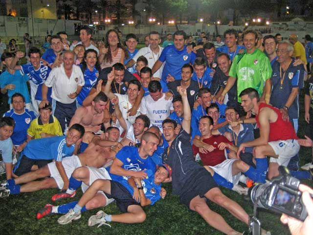 El Linares Deportivo Campeón de la Copa Subdelegado