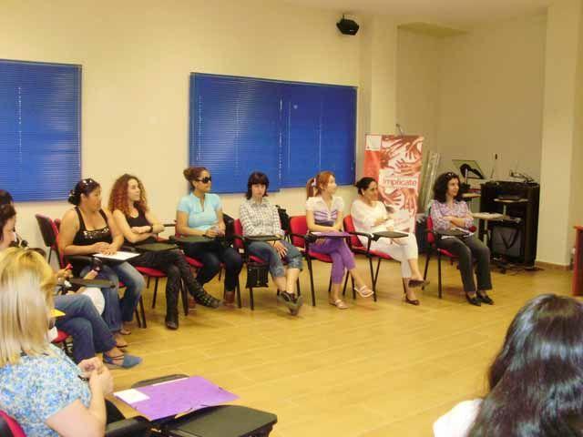 Mujeres comparten espacio de formación en Linares
