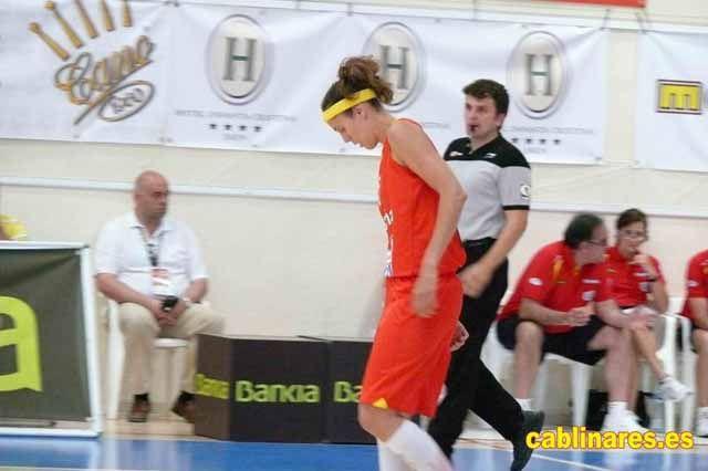 2ª Jornada del Torneo Internacional de Baloncesto femenino Ciudad de Linares