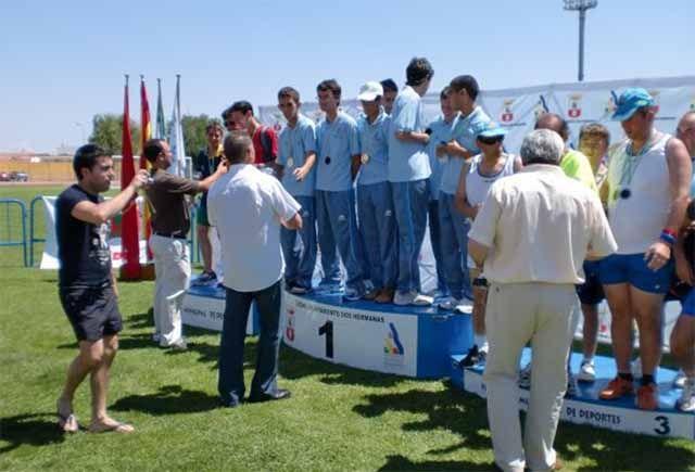 El C.D.C. Disminusport, se proclama subcampeón de Andalucía de atletismo para discapacitados intelectuales