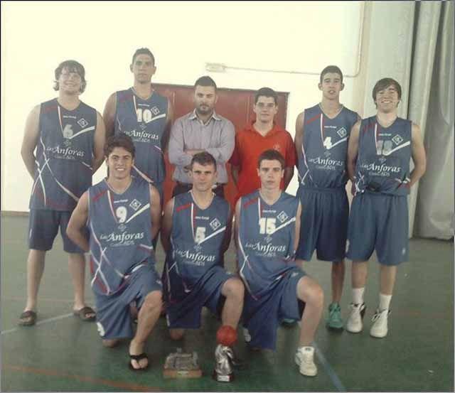 El C.B. Linares, campeón de la Copa Diputación tambien en Junior