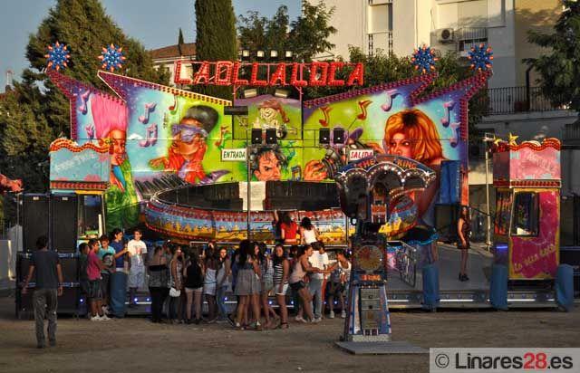 """Linares ha disfrutado este fin de semana de su """"Feria Chica"""""""