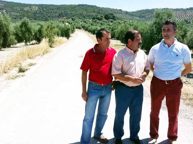 Inversión superior a los 3 millones de euros en carreteras de la Sierra de Cazorla