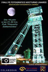 I Rally Fotográfico Nocturno Linares – Asociación Fotográfica de Linares