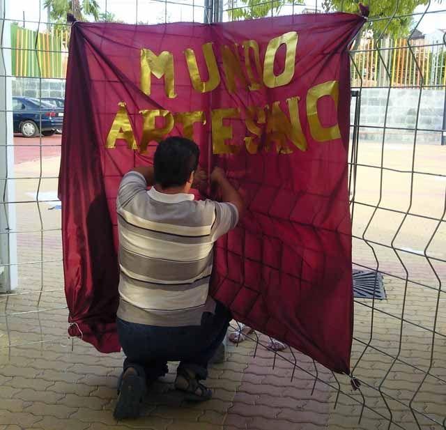 """Solidaridad en el """"Verano Joven 2011"""""""