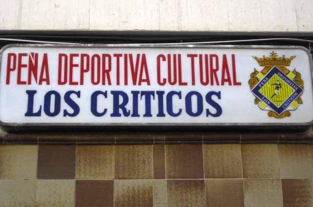 """30 años de la Peña Deportiva """"Los Críticos"""""""