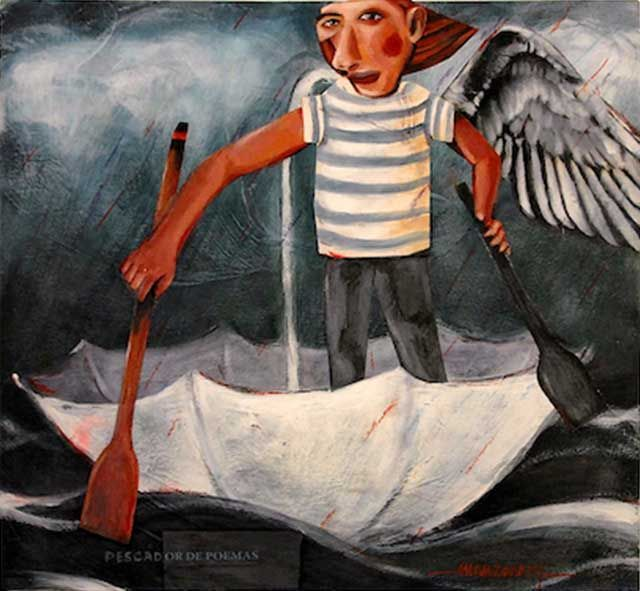 El pescador de poemas