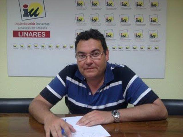 IU también denuncia el comportamiento antidemocrático de Juan Fernández
