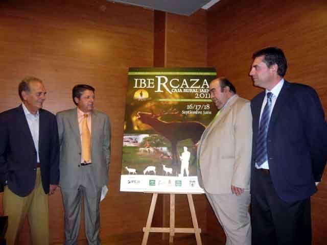 Ibercaza 2011 abrirá en Jaén sus puertas a los profesionales y aficionados de la actividad cinegética