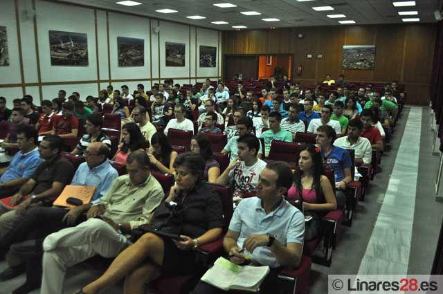 La Escuela Politécnica Superior de Linares da la bienvenida a sus nuevos alumnos