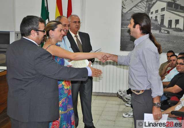 Clausuran cuatro cursos en el Centro Público de Formación para el Empleo de Linares