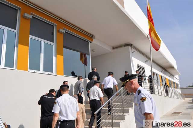 """El Secretario de Estado de Seguridad visitó el Centro de Prácticas Operativas de """"La Enira"""""""
