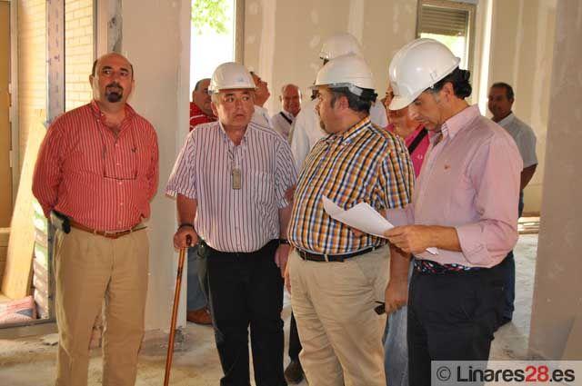 La nueva sede de UGT en Linares estará en funcionamiento a finales de año