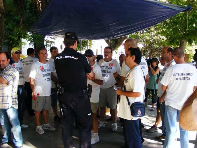 Los extrabajadores de Primayor se sienten acosados tras las sanciones impuestas por la Subdelegación del Gobierno en Jaén