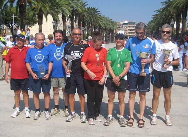 El Club de Fondo La Cabria en Bailén