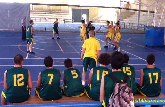 """Gran fin de semana de baloncesto en el """"III Torneo de apertura"""" del CAB Linares"""