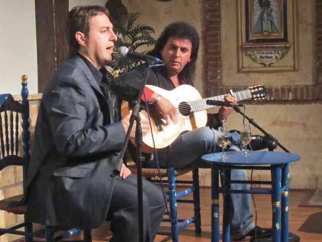 """Viernes flamenco en """"El Cabrerillo"""""""