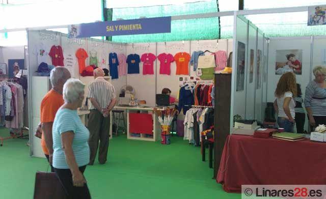 """Finaliza la """"IV Feria del stock de Linares"""""""