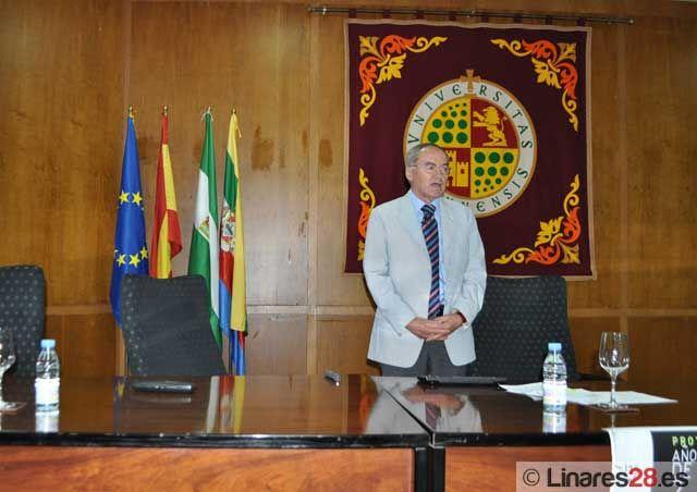 Angelo Fontana impartió una conferencia en la EPSL