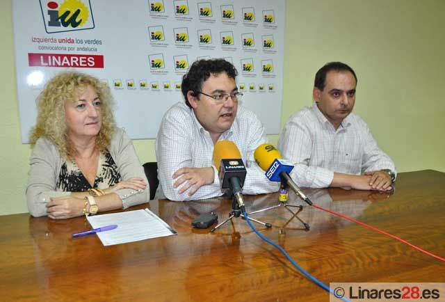 Sebastián Martínez hace un balance positivo del trabajo del Grupo Municipal de IULV-CA
