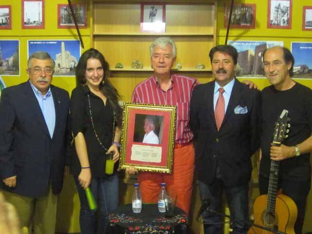 Herminio López Contreras, pieza clave del flamenco linarense